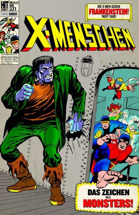 X-MENSCHEN (EXKLUSIV-TITEL)