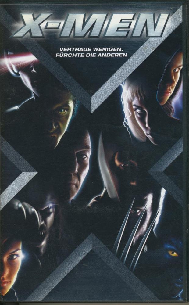 X-Men (VHS)