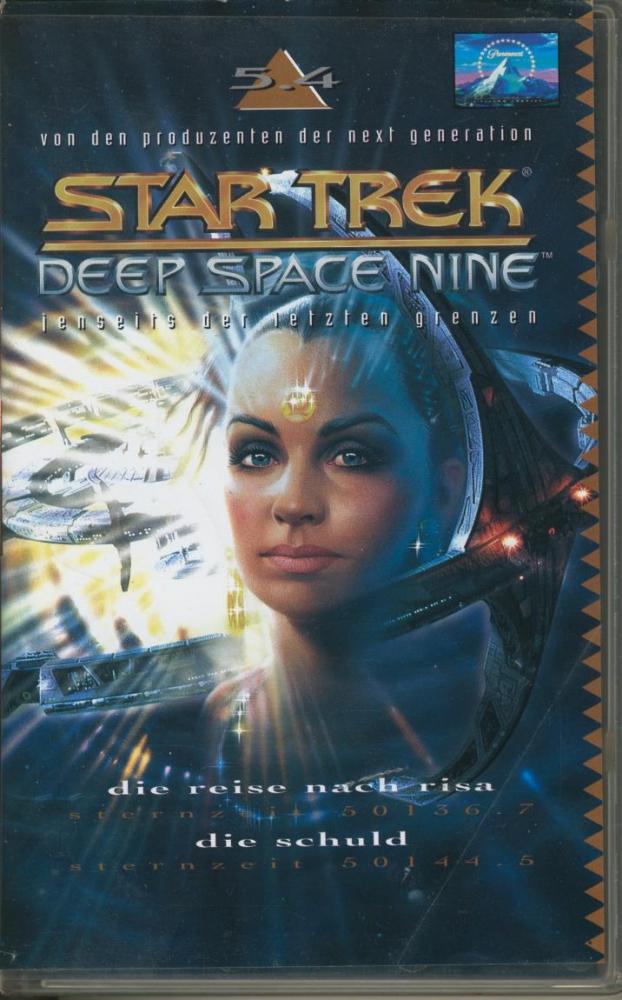 Star Trek - Deep Space Nine 5.4 (VHS)