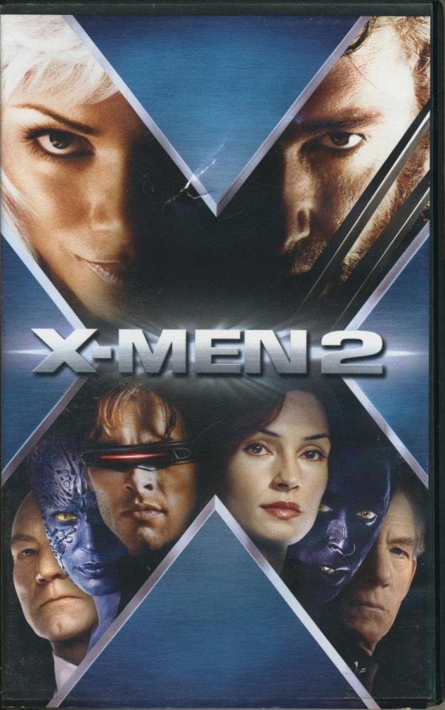 X-Men 2 (VHS)