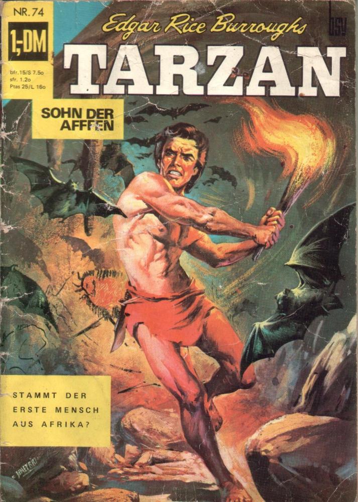 Tarzan Nr. 74 (BSV)