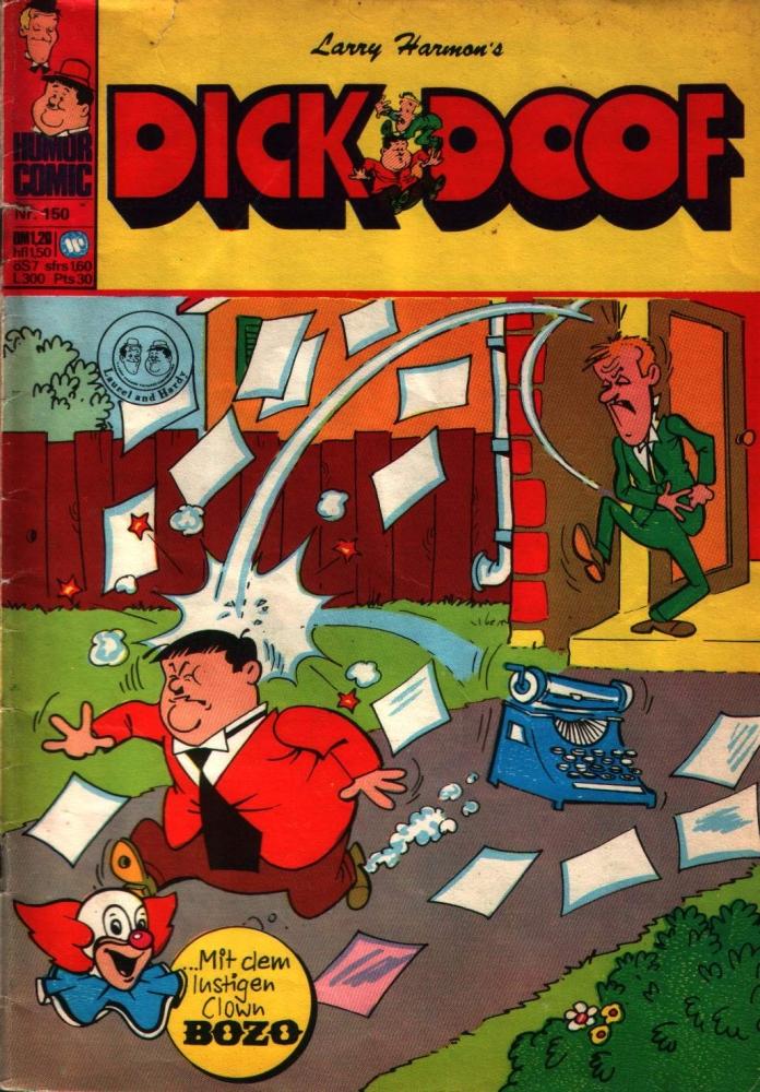 Dick & Doof Nr. 150 Williams Verlag