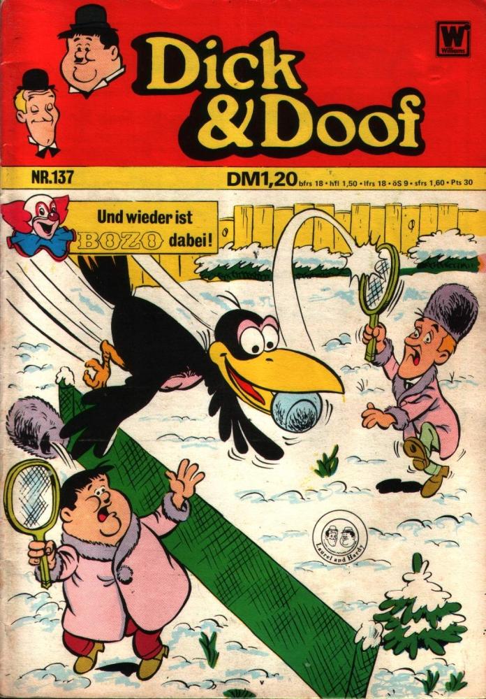 Dick & Doof Nr. 137 Williams Verlag