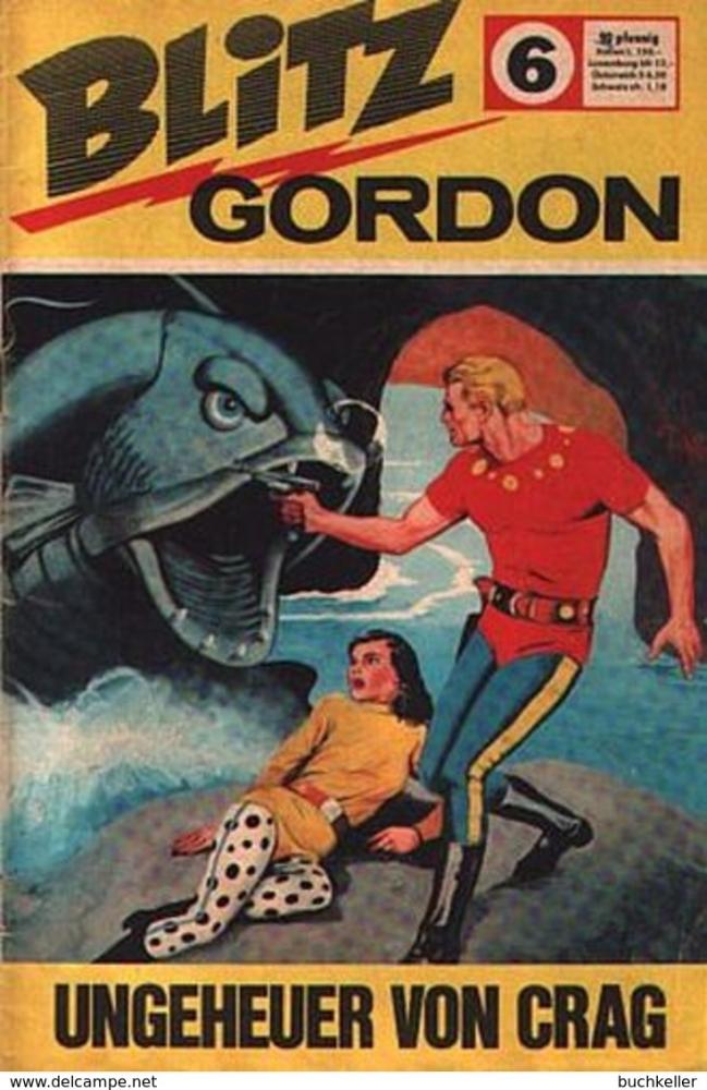 Blitz Gordon Nr. 6 Semic Press/ BSV