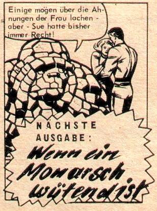 """""""Wenn ein Monarsch wütend ist"""" (HIT Comics Nr. 26, S.22)"""
